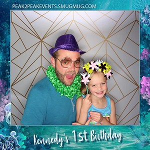 6-2-18 Kennedy's 1st Birthday