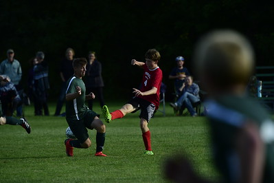 Twinfield/Cabot Covenant Christian boys soccer