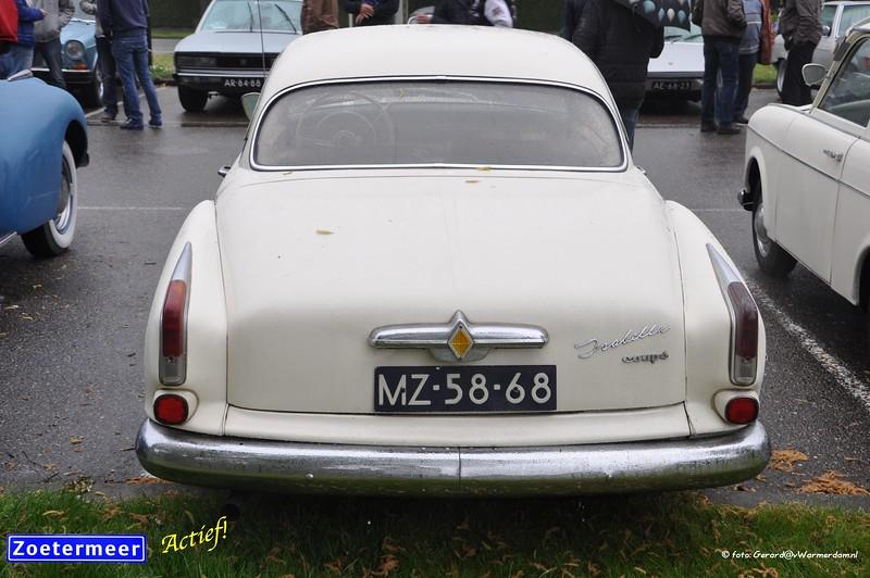 Borgward Isabella Coupe 1963