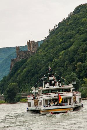 Rhein Kreuzfahrt. Germany