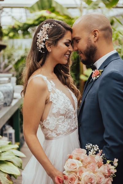 Vanessa & Carlos Wedding