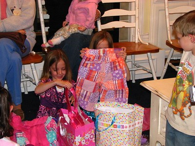 Kassie and Abbie 7th birthday