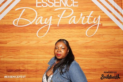 day 1 - essence day party