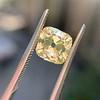 2.10ct Light Yellow Antique Peruzzi Cut Diamond, GIA W-X SI2 16