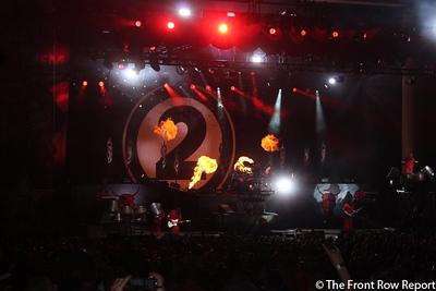 Slipknot @ Mayhem 2012