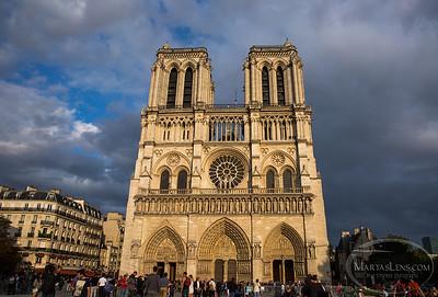 Notre Dame , Paris