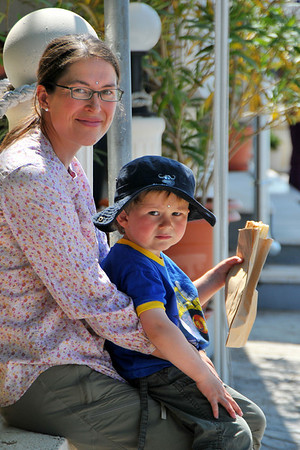 Swedish Family in Croatia