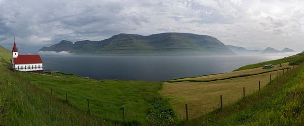 Faroese Panoramic Views