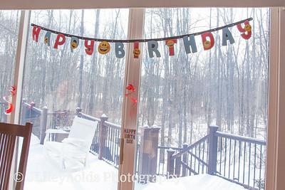 Maureen's 90th Birthday