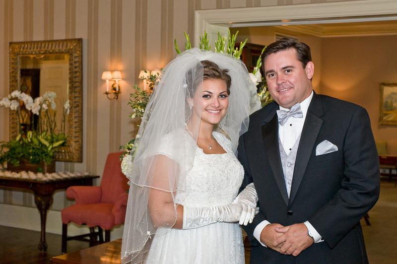 Gina and TJ's Wedding