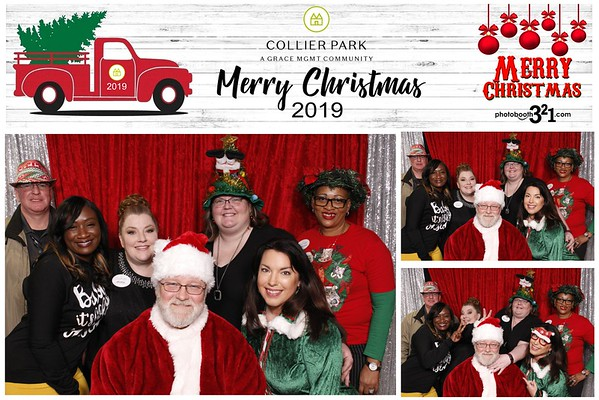 Collier Park Christmas 2019