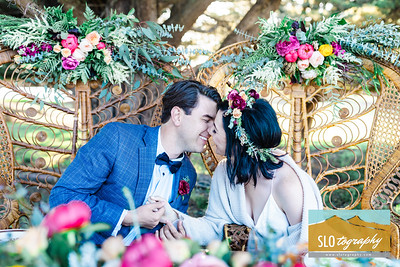 Ocean Point Ranch ~ Styled Shoot