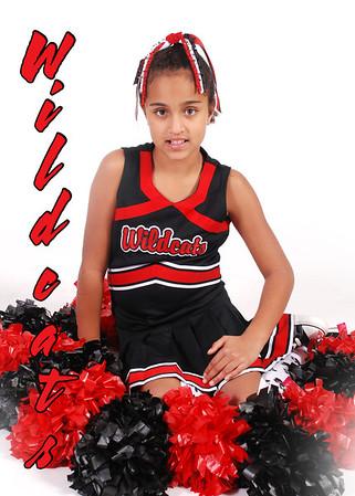 Lanier Cheerleaders 2011
