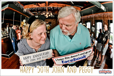 8/11/18 - John & Peggy 50th Anniversary