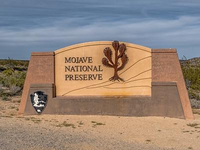 2016 Mojave National Preserve - California