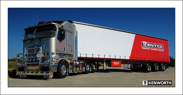 Kenworth Trucks Western Australia