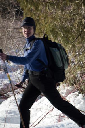 Cabin Creek Skiing 2-15