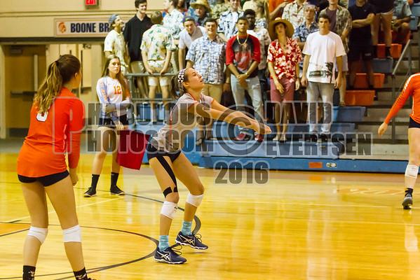 Varisty Volleyball #6 - 2016