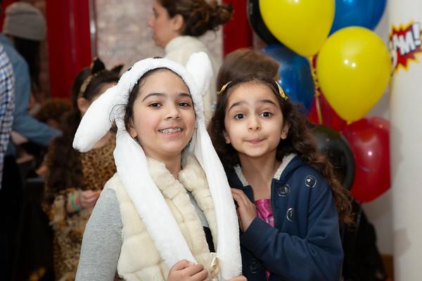 Chabbad Purim 2019