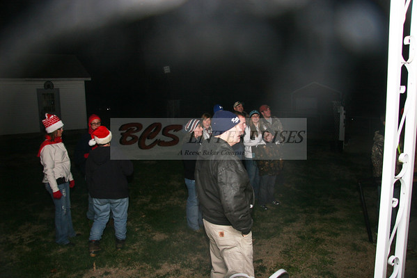 2011 Fredonia Christmas Caroling