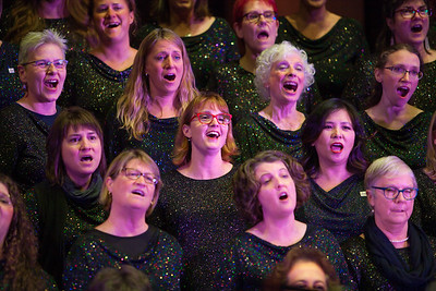 Seattle Women's Chorus - Fired Up 2017/10/12