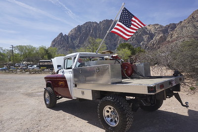 Las Vegas Bonnie Springs Car Show 2017