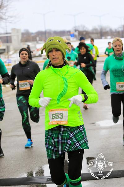 Finish | Leprechaun Chase Des Moines