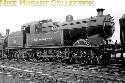 LT railways Metropolitan steam