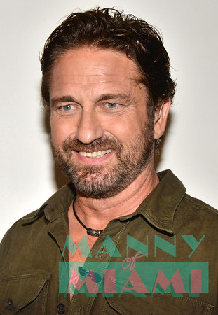 8-22-19 - Gerard Butler in Miami