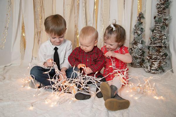 King Family Christmas Session