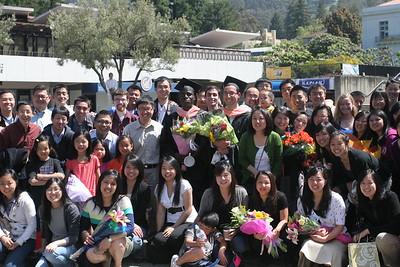 IGSM 2011 Graduations