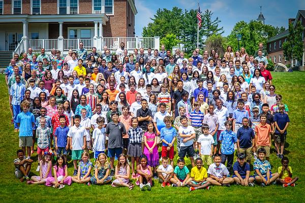 July 5: All-School Photo