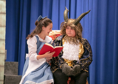 Ward Elementary Beauty and the Beast Play