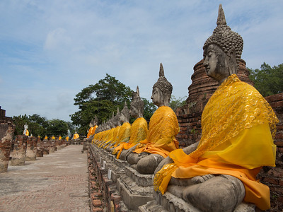 Thailand - of Wats and More