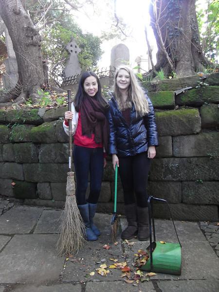 Cemetery Clean-up 11132013_10830458374_l.jpg