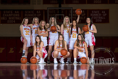 2019-20 Skyline Girls Basketball