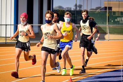 AGHS Track & Field Meet vs SLO