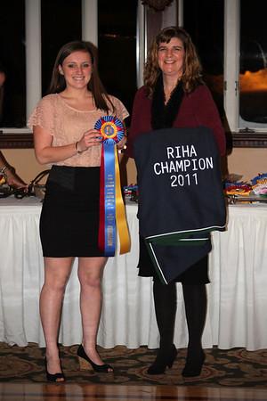 Rhode Island horseman's Association Banquet 2011