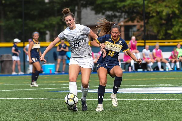 Hood v St. Mary's - Women's Soccer - 09.14.19
