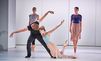 National Ballet of Canada - Orpheus Alive- Guggenheim W&P