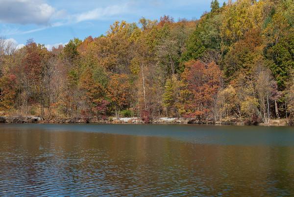 2013-10-27 Central Park Greystone Lake