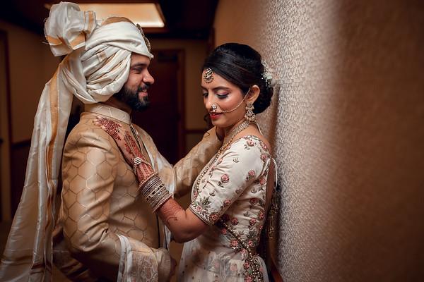 Shreya Miral Wedding