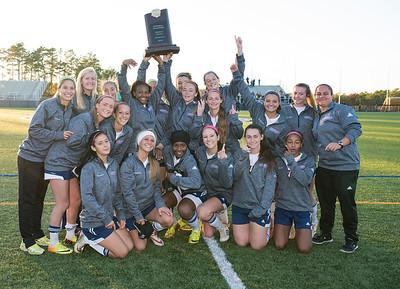 Women's Soccer National Championship - 2015