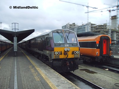 Dublin / Portarlington (Rail),  12/05/2007