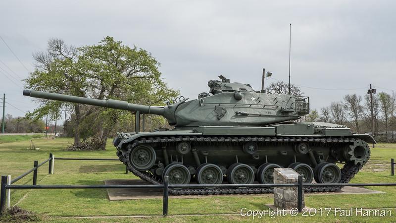 VFW Post 4006 Novasato, TX - M60A3