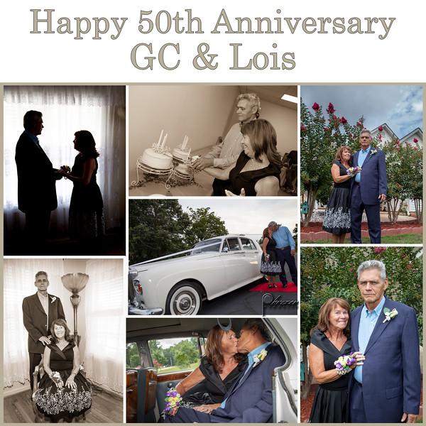 GC & Lois 50 Anniversary