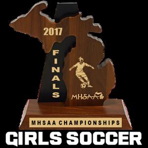 2017 0617 MHSAA Girls Soccer Finals