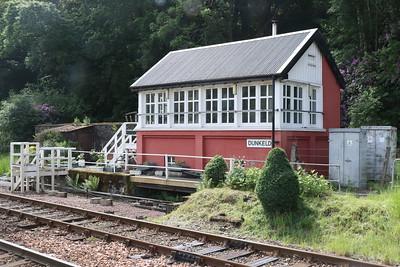 Dunkeld & Birnam Railway Station - 9 June 2018