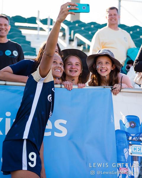 NWSL Regular Season - NC Courage vs Sky Blue FC