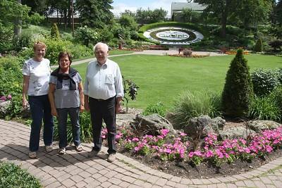 Bent og Inger's tur til Canada 2008